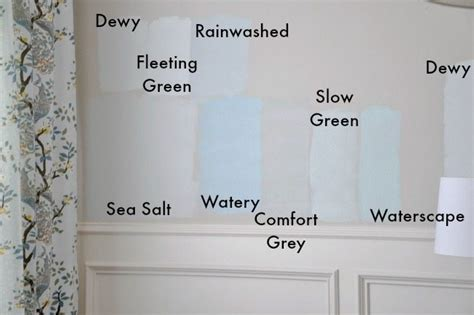 Choosing Paint For The Dining Room