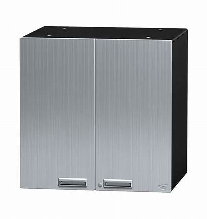 Upper Cabinet Storage Steel Stainless Above Double