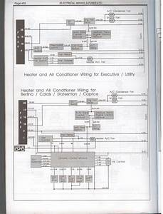 Vx Commodore Air Conditioning Wiring Diagram
