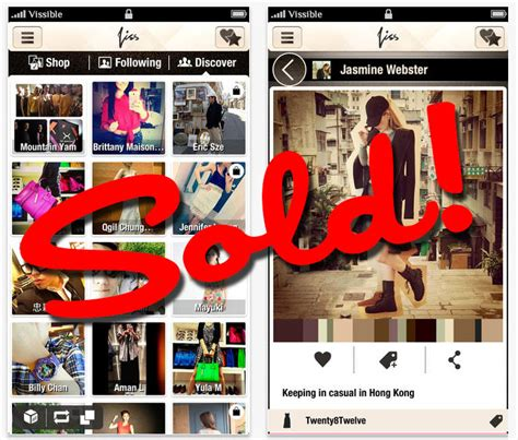 Fashion App 'Viss' Has Been Acquired By AID Partners, the ...