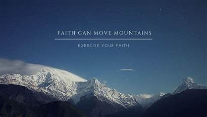 Desktop Wallpapers Mountains Motivational Quotes Faith Native
