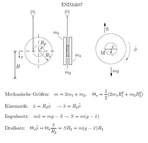 berechnung massentraegheitsmoment metallteile verbinden