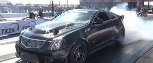 2,000 HP Cadillac CTS-V Is the Fastest In the World, Aims