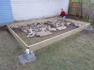 nivrem com faire terrasse bois sur dalle beton