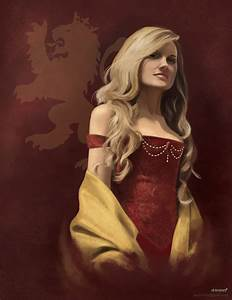 Cersei by TawnyFritz on DeviantArt