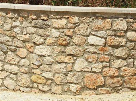 mur de cl 244 ture en parpaing ou brique