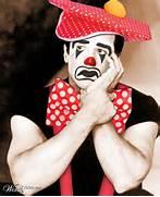 Sad Clown Related Keyw...