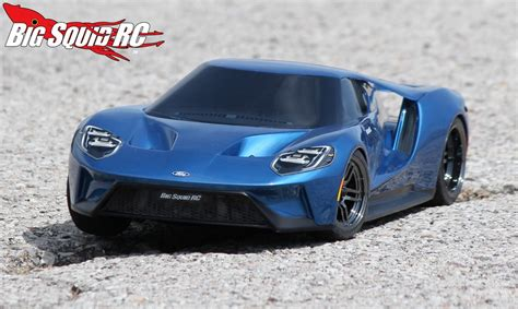 traxxas ford gt the traxxas ford gt review 171 big squid rc rc car and