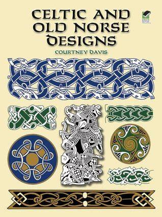 celtic   norse designs  courtney davis reviews discussion bookclubs lists