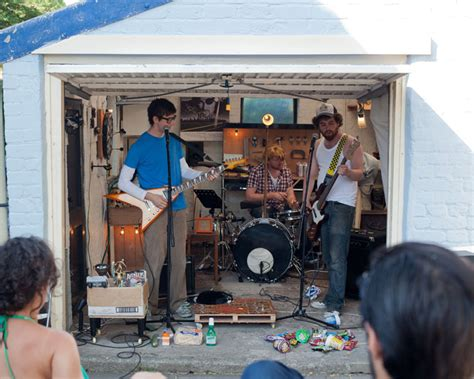 Garage 27 Band by Self Storage For Your Garage Band