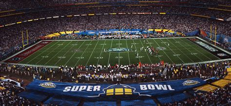 Super Bowl Xxxvii Field Design Sportslogosnet News