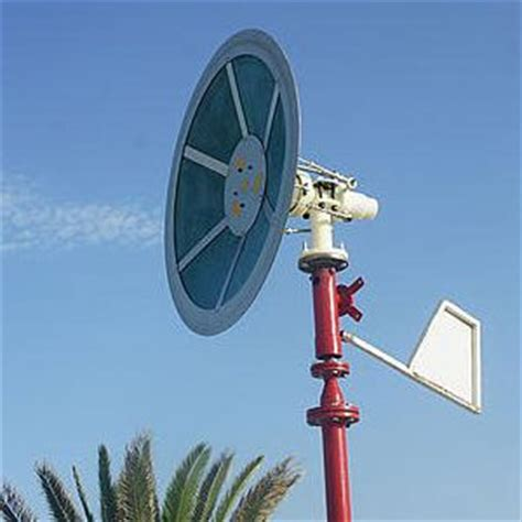 Бесшумный вертикальный ветрогенератор без лопастей от.
