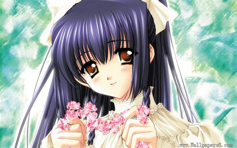 Beautiful Anime Girl - Anime Wallpapers  Free Download