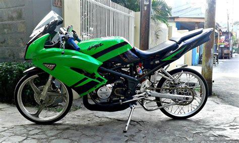 Velg Racing Jari Jari Warna Ungu Png by Lihat Mencoba Honda Verza 150 Bengkelsepedamotor 04 Modif