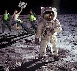 Moon Landing - Pics about space