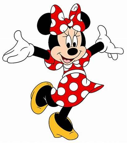 Minnie Mouse Clip Clipart Mini Mickey Disney
