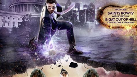 saints row iv  elected gat   hell ps review