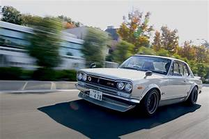 1971 Nissan Skyline 2000 Gt R Front Three Quarter In