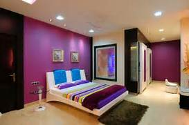 Cool Bedroom Color Ideas by 15 Cool Purple Bedroom Ideas For Color Schemes And Color Combinations