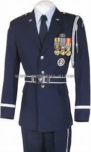 USAF HONOR GUARD OFFICER UNIFORM