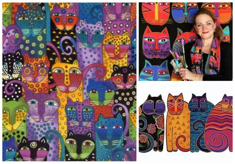 laurel burch cats meow cats inspired by laurel burch