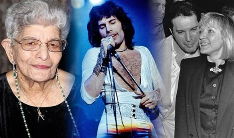 Does mary actually own one garden lodge? Freddie Mercury: Queen star's mother Jer on Mary Austin ...