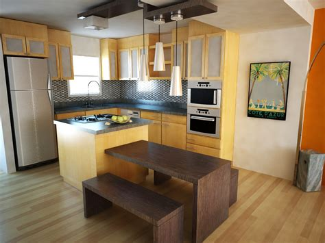 Kitchen Design For Small Spaces  Best Home Decoration