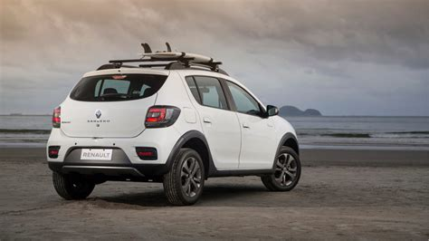 renault sandero stepway 2016 renault sandero stepway rip curl launched in south