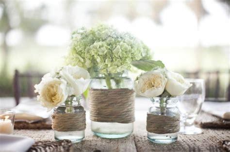 lidee deco table de mariage diy simple