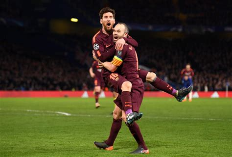 Barcelona v Chelsea: Latest team news and expected line-ups
