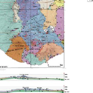tectonic map  indonesia   surrounding areas