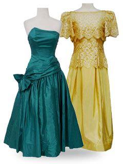 vintage prom dresses   rustyzippercom shop