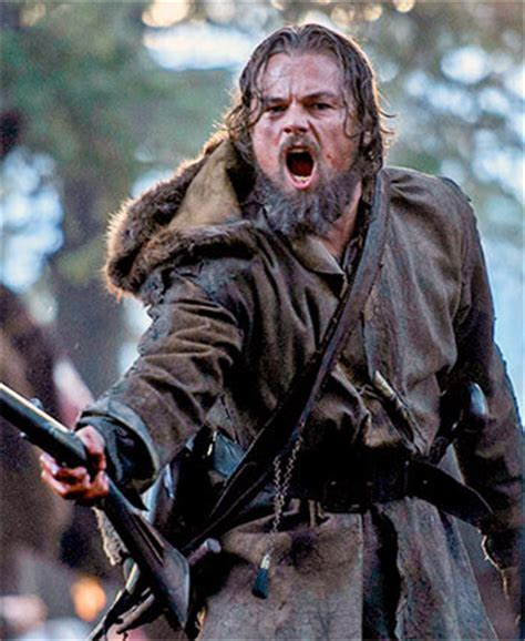Such a flimsy underpinning for such aesthetic grandeur can only collapse quickly. Review: The Revenant is a big-screen epic for the ages - Rediff.com Movies