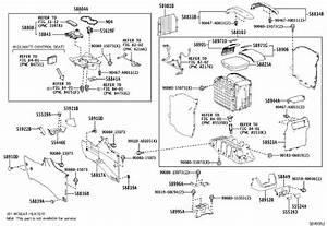 Toyota Highlander Console Panel  Upper   Gray  Body