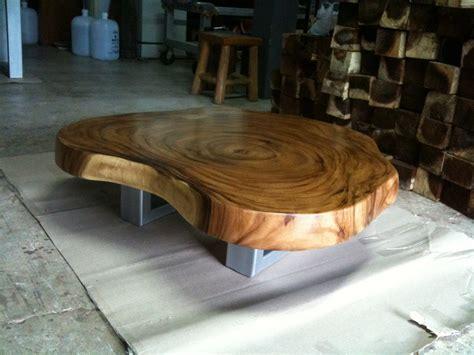 live wood coffee table live edge coffee table reclaimed acacia wood solid slab
