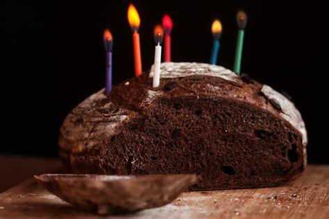 birthday bread  birthday cake