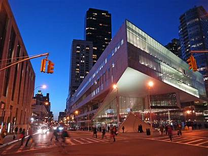 Lincoln Center Tully Alice Hall Nyc Event