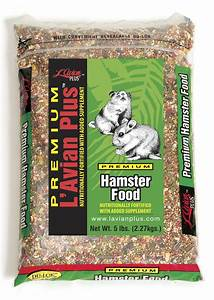 Hamster Food - D&D CommoditiesD&D Commodities