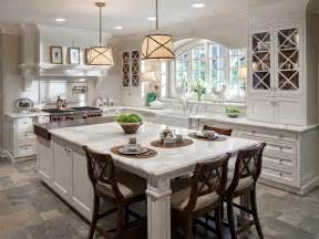 large kitchen islands with seating and storage photo page hgtv