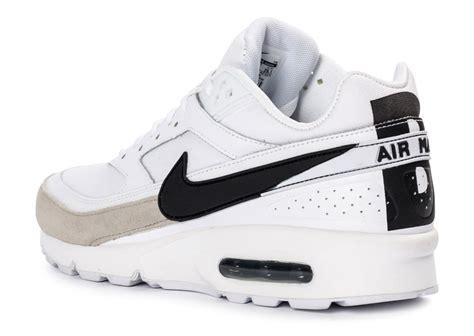 air max blanc nike air max bw premium blanc noir chaussures homme chausport