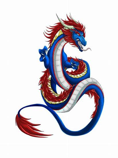 Dragon Chinese Pencil Drawings Simple Coloring Clipartmag