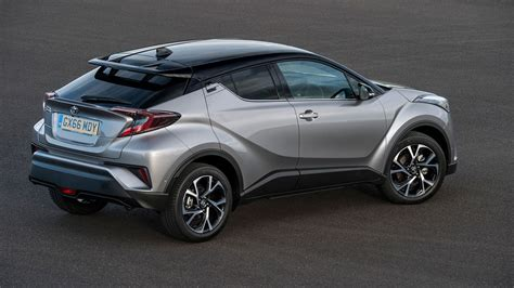 Toyota C-hr (2017) Review