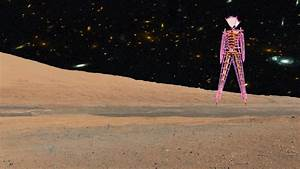 First Burning Man on Mars? Let's join him