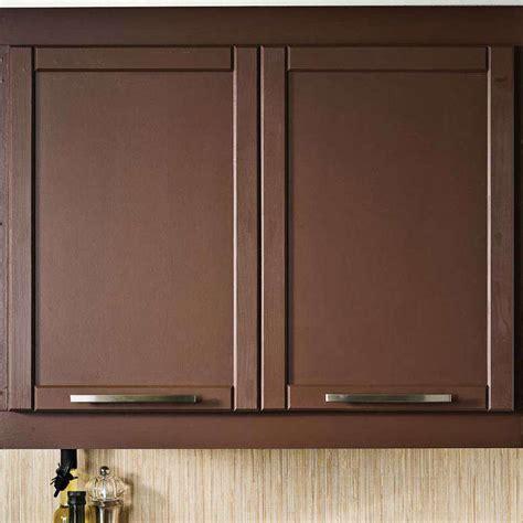 changer porte armoire cuisine peindre les armoires de mélamine dans la cuisine