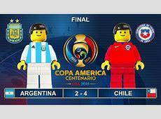 Copa America Final 2016 Argentina Chile 24 Film in
