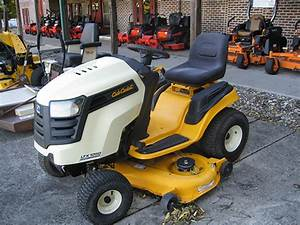 Used Lawn Equipment