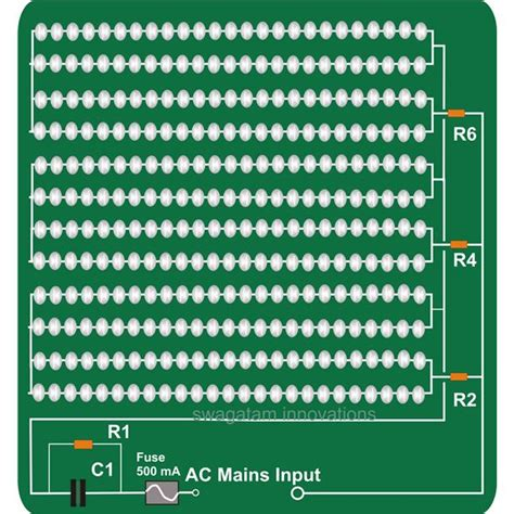 How Make Your Own Highly Efficient Led Light Fixture