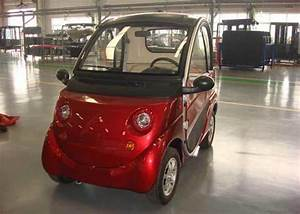 China's Electric Car Future Turns to Low-Speed Vehicles ...