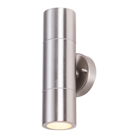 stainless steel outdoor led wall light waterproof ip65 wall mounted ls modern sconce