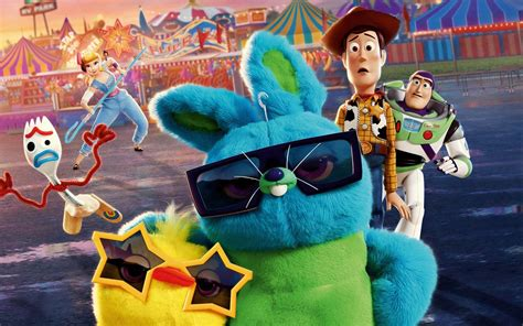toy story  characters bunny ducky woody buzz